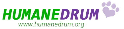 Humane Drum